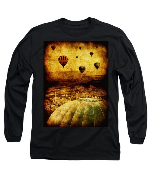 Cerebral Hemisphere Long Sleeve T-Shirt