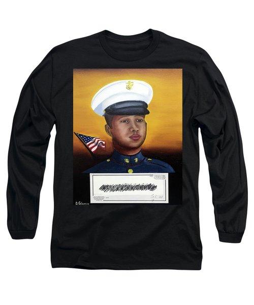 Cesar Rodrigo Rodrieguez Long Sleeve T-Shirt