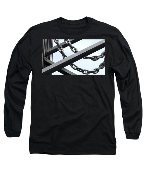 Chain Links Long Sleeve T-Shirt
