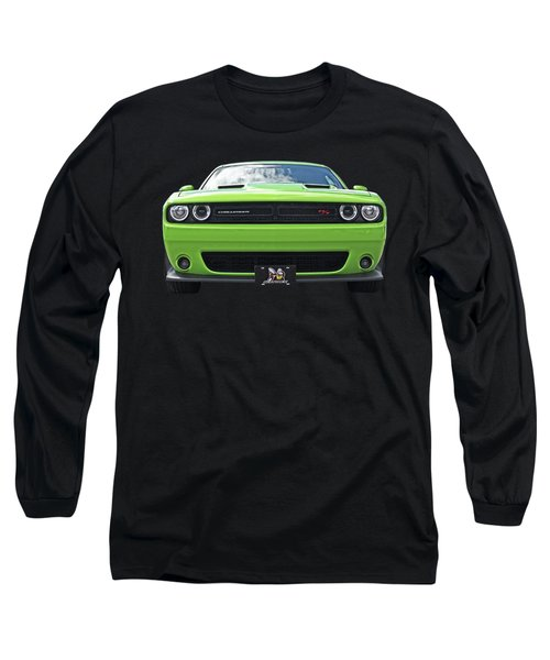 Challenger Scat Pack Long Sleeve T-Shirt
