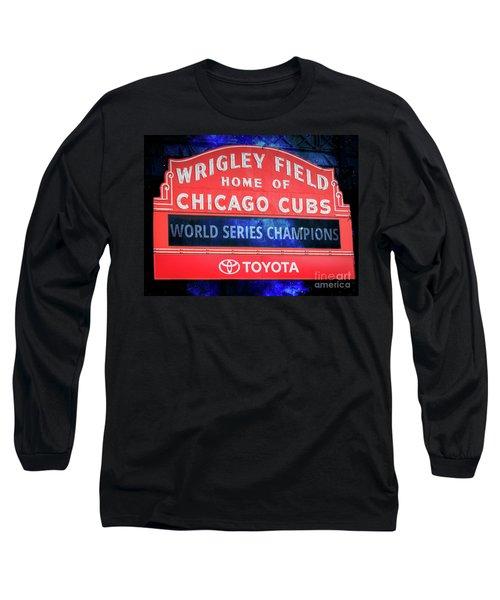 Champions Long Sleeve T-Shirt