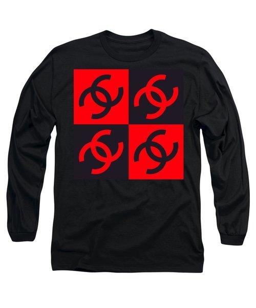 Chanel Design-3 Long Sleeve T-Shirt