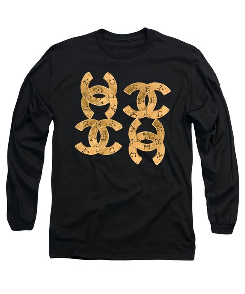 Chanel Jewelry-18 Long Sleeve T-Shirt