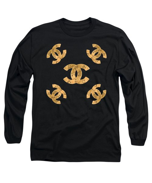 Chanel Jewelry-19 Long Sleeve T-Shirt