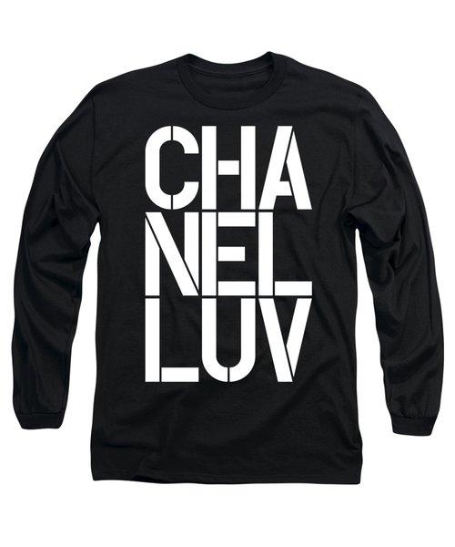 Chanel Luv-2 Long Sleeve T-Shirt
