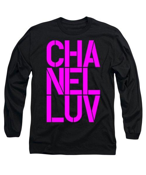 Chanel Luv-4 Long Sleeve T-Shirt