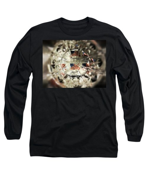 Long Sleeve T-Shirt featuring the photograph Chaotic Freedom by Robert Knight