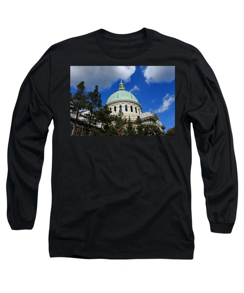 Chapel - Us Naval Academy 3 Long Sleeve T-Shirt