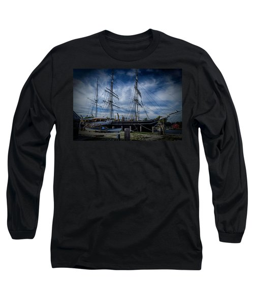 Charles W. Morgan #2 Long Sleeve T-Shirt