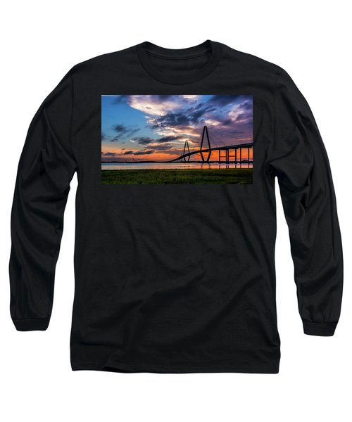 Charleston Long Sleeve T-Shirt by RC Pics