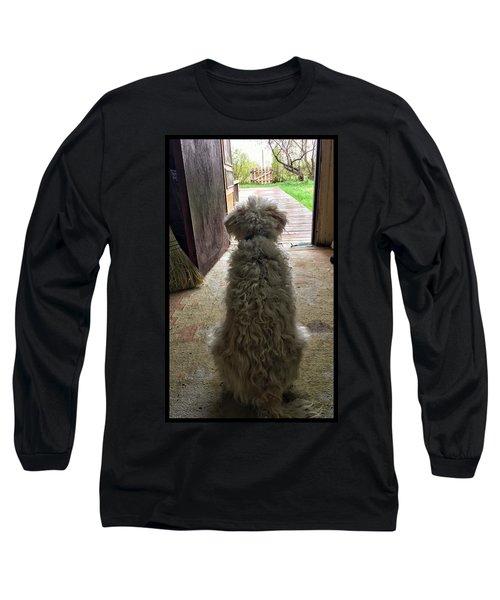 Charlie Dog Long Sleeve T-Shirt
