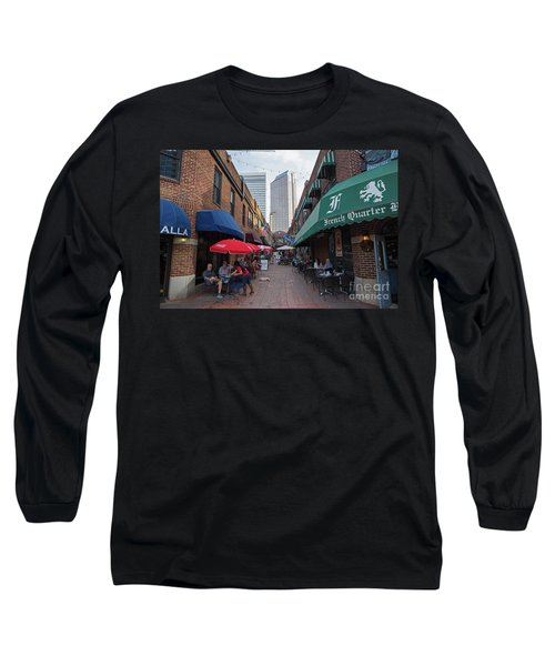 Charlotte, North Carolina Long Sleeve T-Shirt
