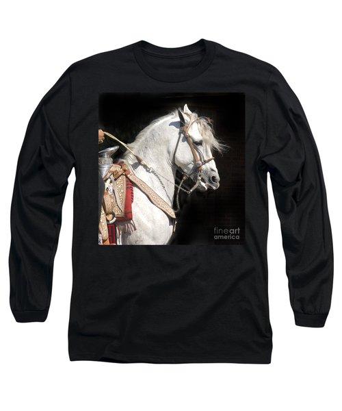 Charro Stallion Long Sleeve T-Shirt