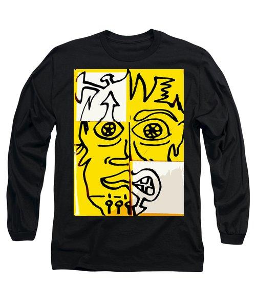 Chaz Long Sleeve T-Shirt