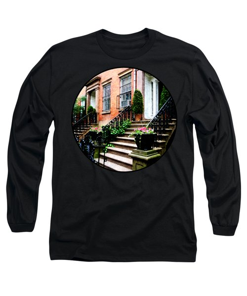 Chelsea Brownstone Long Sleeve T-Shirt
