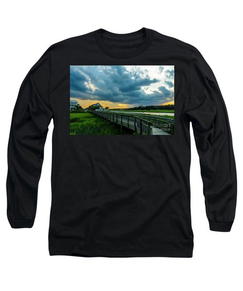 Cherry Grove Channel Marsh Long Sleeve T-Shirt