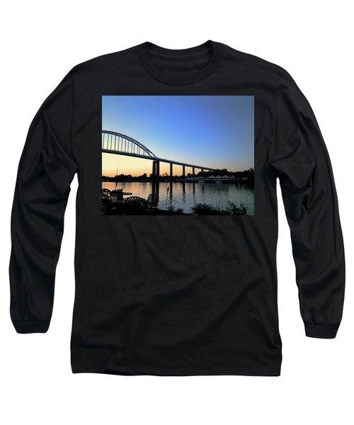 Chesapeake City Long Sleeve T-Shirt