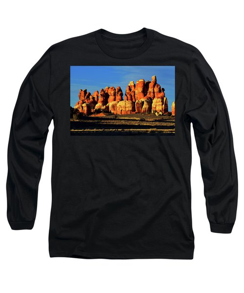 Chesler Park Sandstone Towers Long Sleeve T-Shirt
