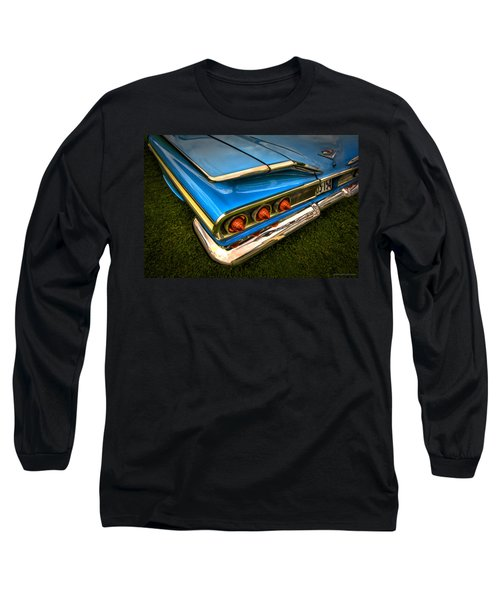 Chev One Long Sleeve T-Shirt by Jerry Golab