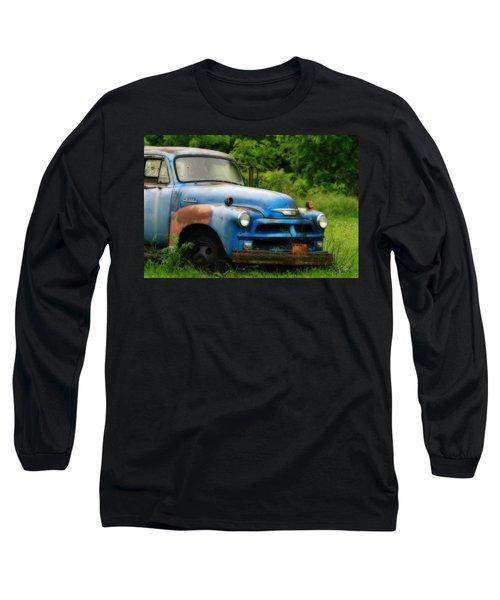 Chevy 6500 Farm Truck Long Sleeve T-Shirt