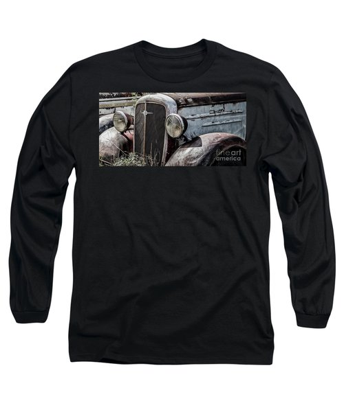 Chevy Grill IIi Long Sleeve T-Shirt