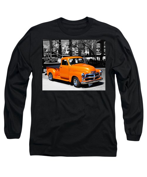 Chevy Pick Up  Long Sleeve T-Shirt