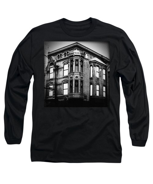 Chicago Historic Corner Long Sleeve T-Shirt