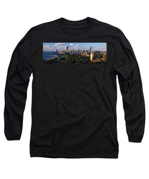 Chicago Il Long Sleeve T-Shirt