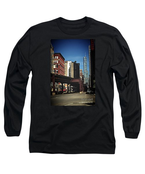 Chicago L Between The Walls Long Sleeve T-Shirt