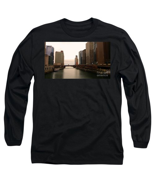 Chicago Rive Long Sleeve T-Shirt