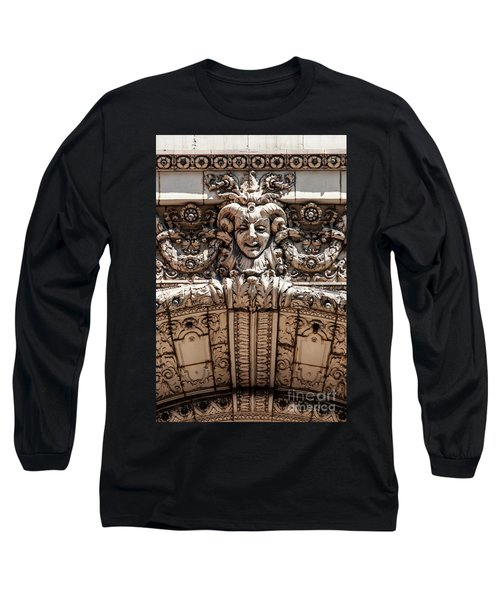 Chicago Theater Jester Long Sleeve T-Shirt