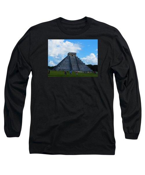 Chichen Itza Long Sleeve T-Shirt