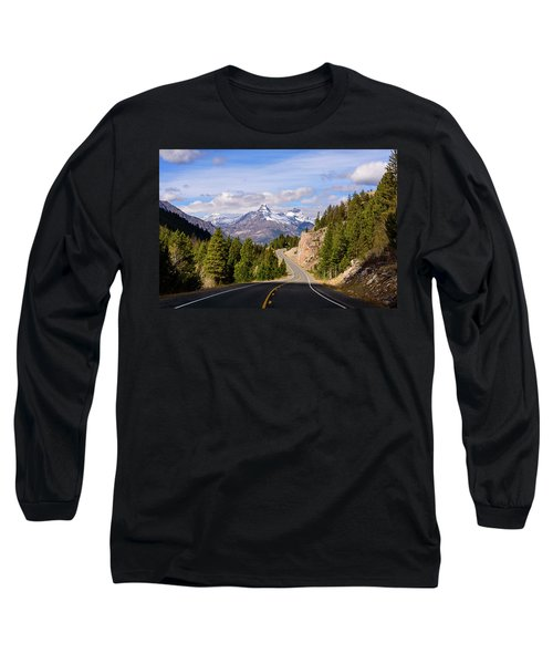 Chief Joseph Scenic Highway Long Sleeve T-Shirt