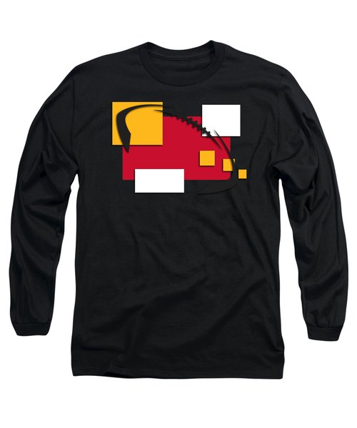 Chiefs Abstract Shirt Long Sleeve T-Shirt