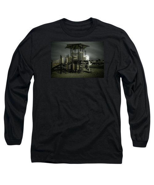 Children's Playground Long Sleeve T-Shirt
