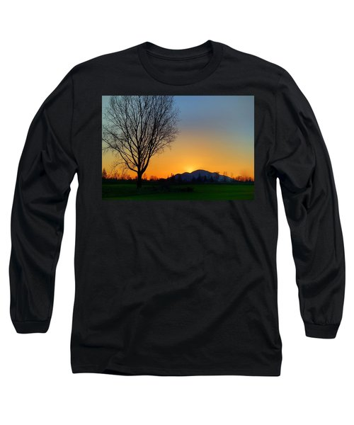 Chilliwack, British Columbia Long Sleeve T-Shirt by Heather Vopni