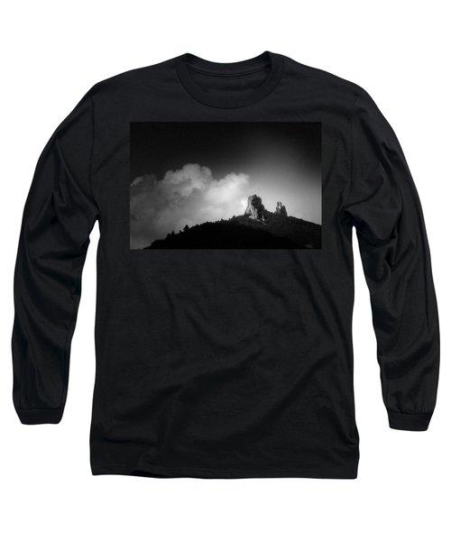 China #2209 Long Sleeve T-Shirt by Andrey Godyaykin