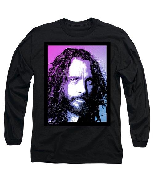 Chris Cornell Tribute Long Sleeve T-Shirt