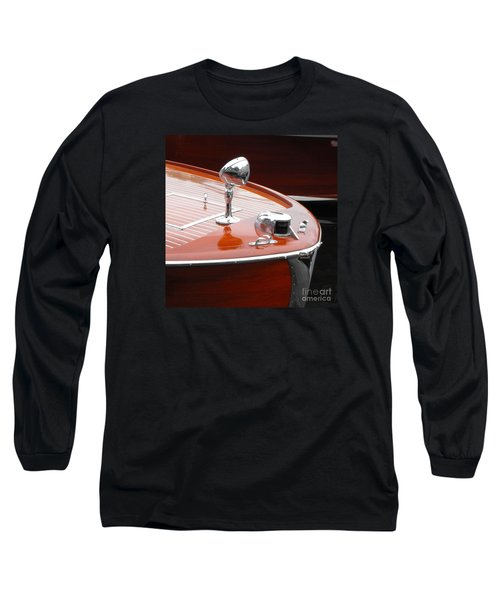 Chris Craft Utilty Long Sleeve T-Shirt