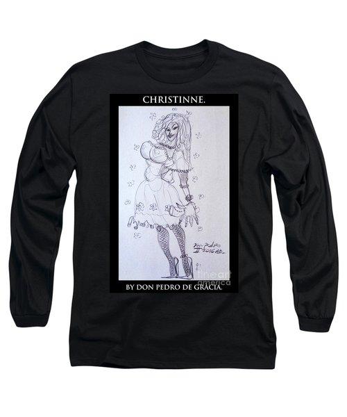 Christinne Long Sleeve T-Shirt