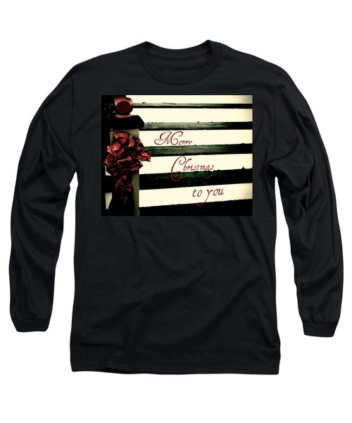 Christmas No. Eleven Long Sleeve T-Shirt