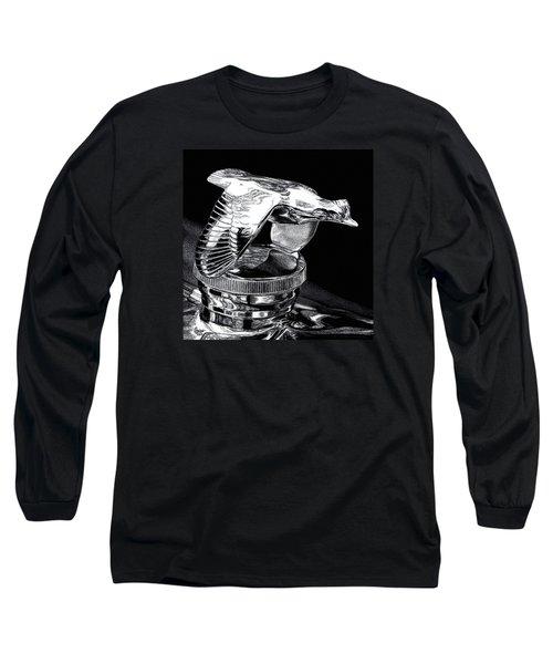 Chrome In Flight Long Sleeve T-Shirt