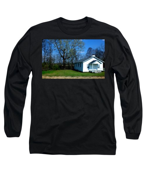 Church Highway 61 Long Sleeve T-Shirt
