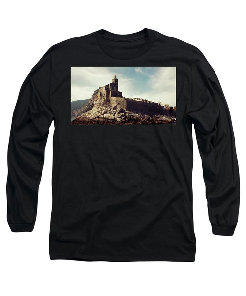 Church Of San Pietro Long Sleeve T-Shirt