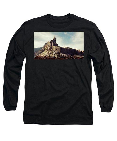 Church Of San Pietro Long Sleeve T-Shirt