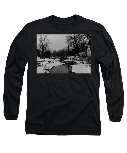 Church, Richmondtown, Staten Island Long Sleeve T-Shirt