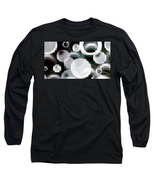 Circle Blocks Long Sleeve T-Shirt