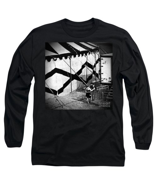 Circus Conversation Long Sleeve T-Shirt
