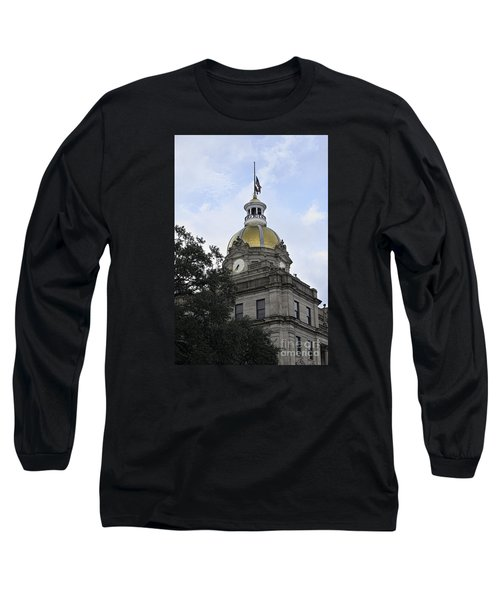 City Hall Savannah Long Sleeve T-Shirt