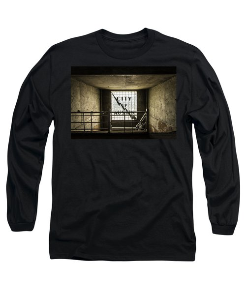 City Of Austin Seaholm Long Sleeve T-Shirt